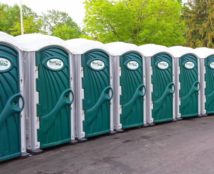 Event Restrooms for rent in Central Michigan