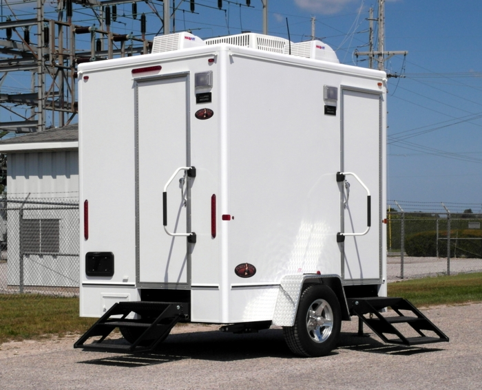 Portable Restroom Rentals in Central Michigan