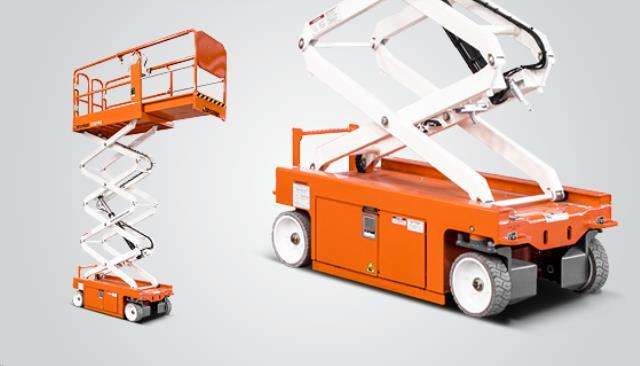 Rent Aerial Work Platform Equipment